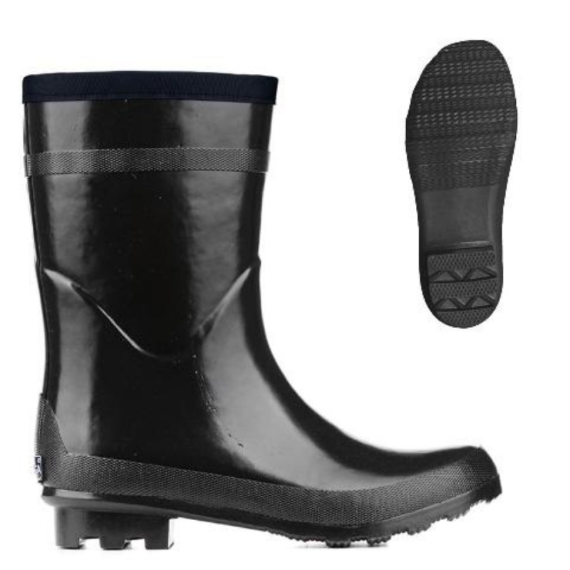 791-RBRU, 12121, RUBBER BOOTS S008170 999 BLACK