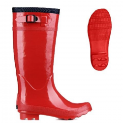 792-RBRU, 12121, RUBBER BOOTS S008280 970 RED