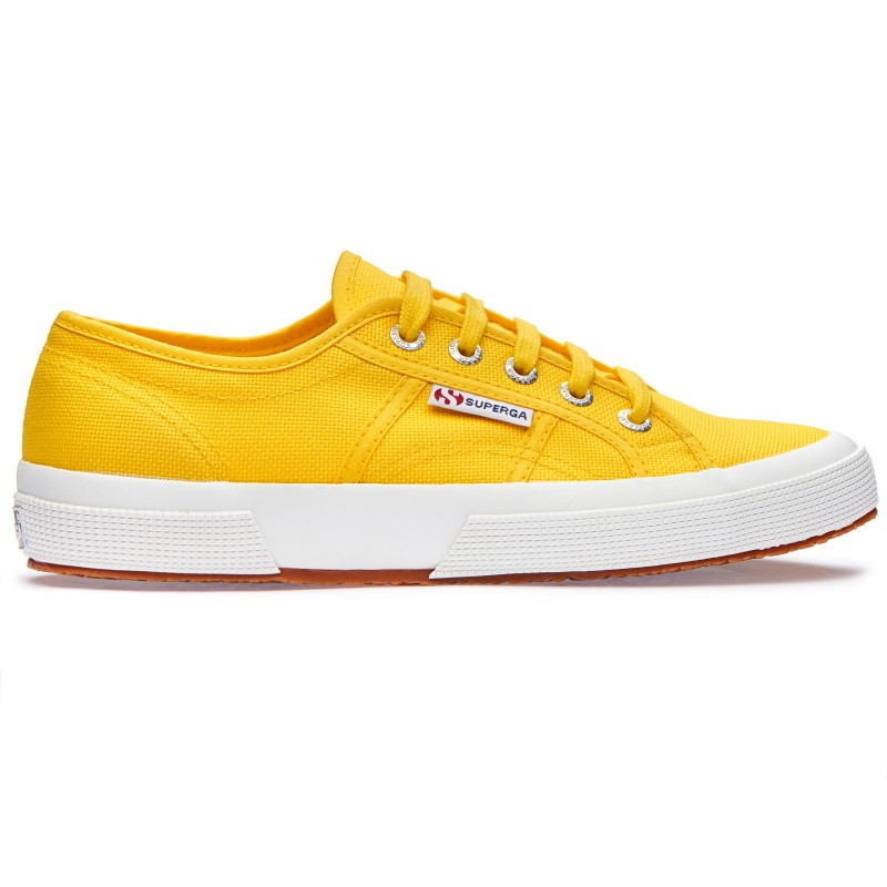 Superga clásica 2750 sunflower