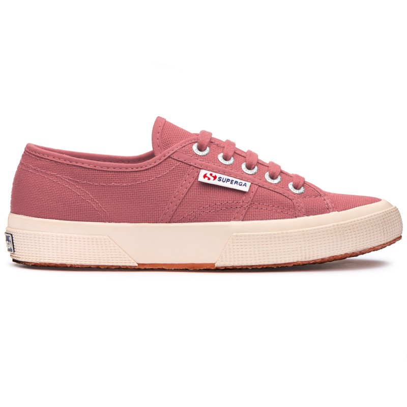 Superga clásica 2750 dusty rose