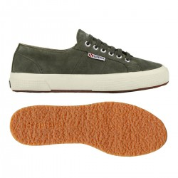 2750-SUEU, 12120, LE SUPERGA S003SR0 595 MILITARY GR