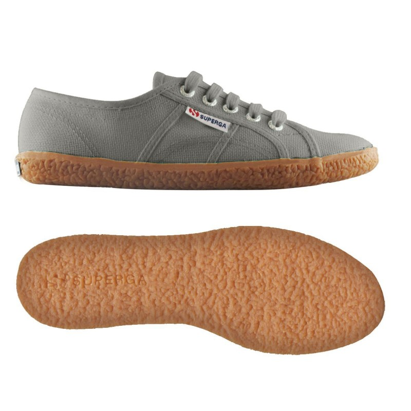 2750-NAKEDCOTU, 12909, LE SUPERGA S009TE0 M38 GREY SAGE