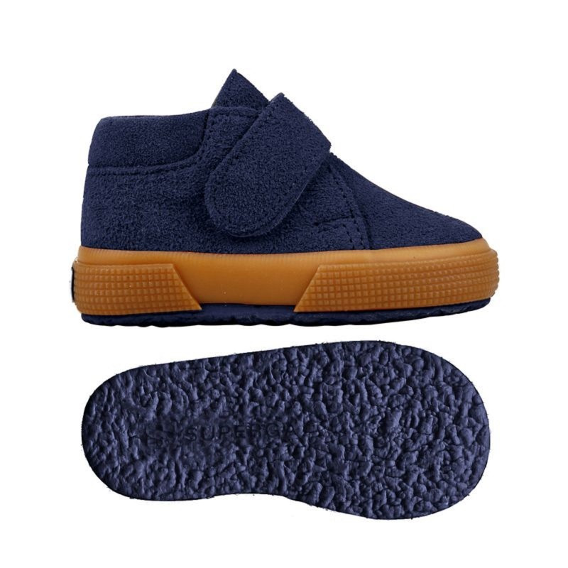 SNEAKERS, BLUE S001NW0 516 BLUE