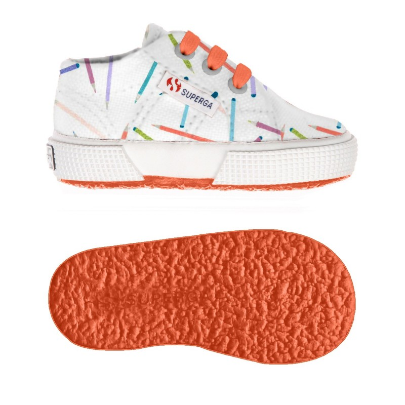 2750-FABRICLIBERTY BABY, 14360, LE SUPERGA S00BRP0 953 PENCILS OFF