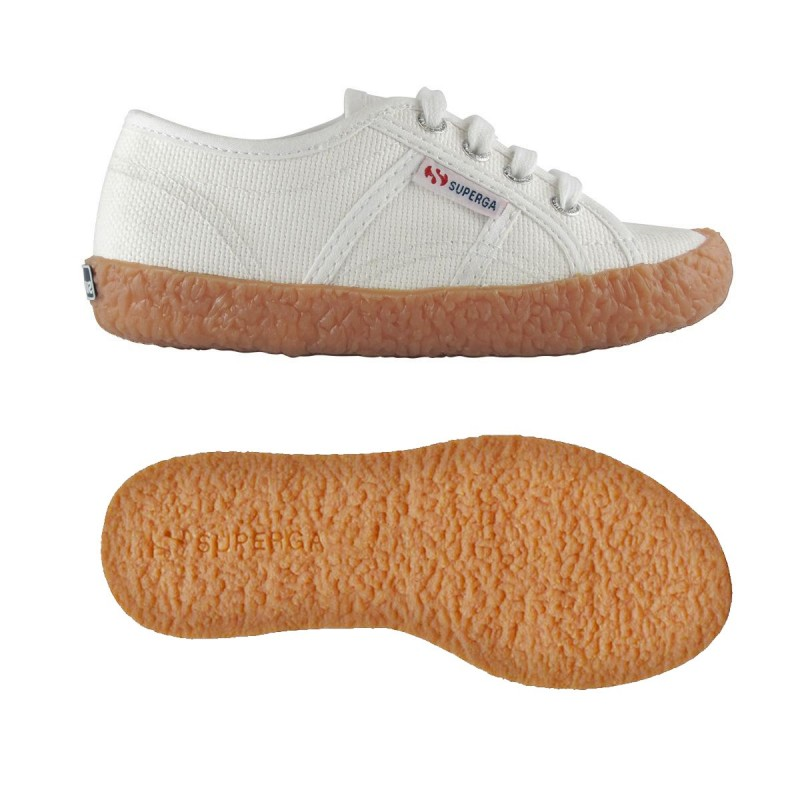 2750-NAKED COTJ, 12943, LE SUPERGA S0099T0 901 WHITE
