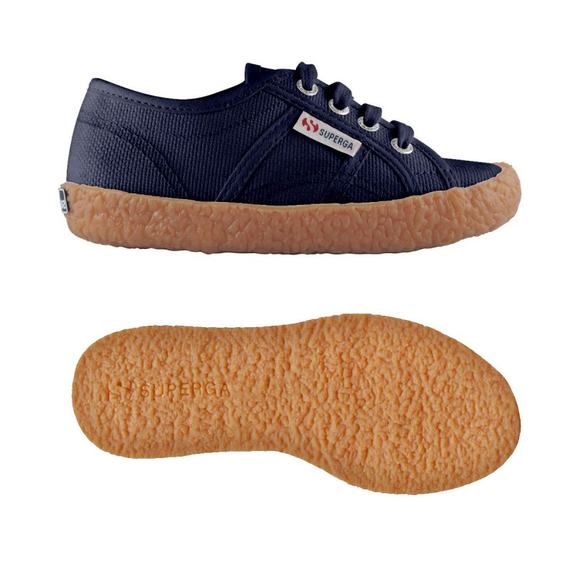 2750-NAKED COTJ, 14360, LE SUPERGA S0099T0 933 NAVY
