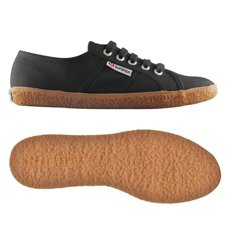 Superga naked negras