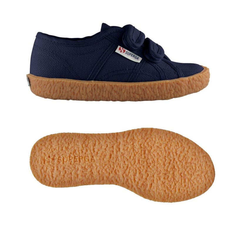2750-NAKED COVJ, 12943, LE SUPERGA S00AKQ0 933 NAVY