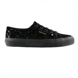 2750-PAIVELVETW, 12121, LE SUPERGA S009YY0 A09 FULL BLACK