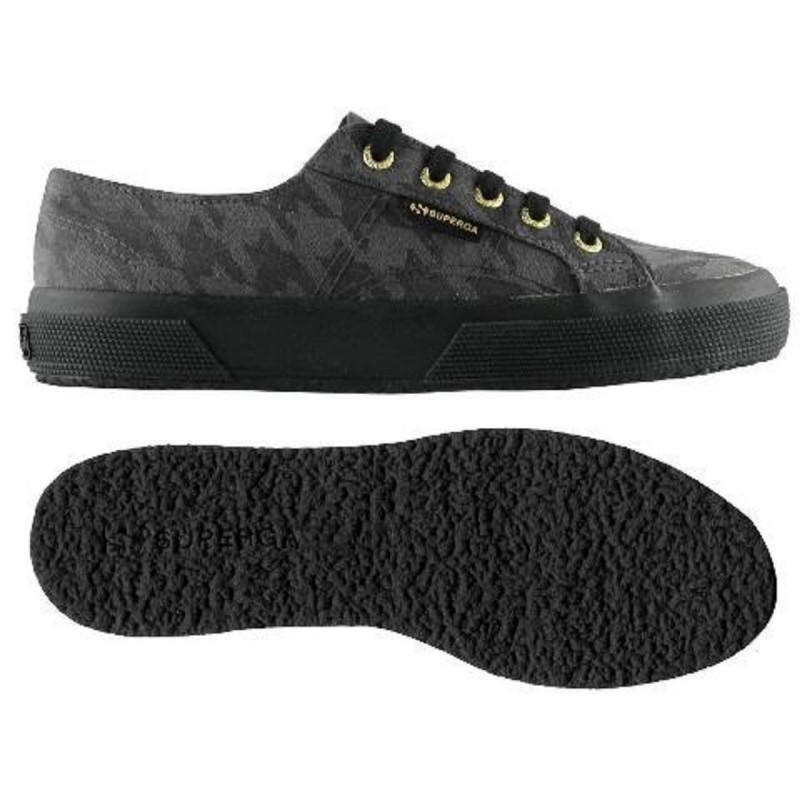 Zapatos Le Superga - 2795-furpaiw - Full Black - 38 9UgbfvV