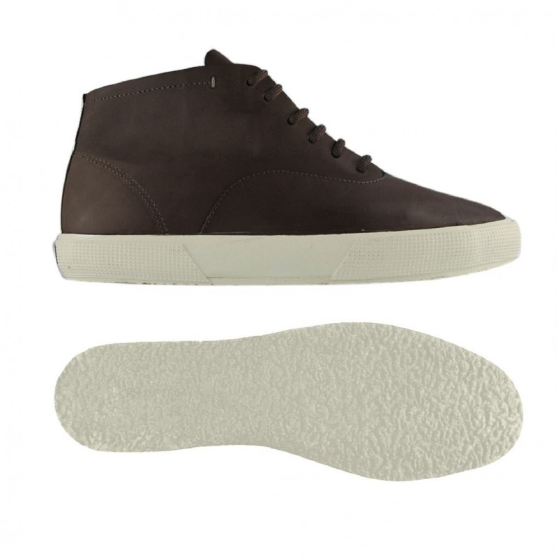 2710-VACCHETTAM SEOK, 13574, LE SUPERGA S00AAP0 058 BROWN CHOCO