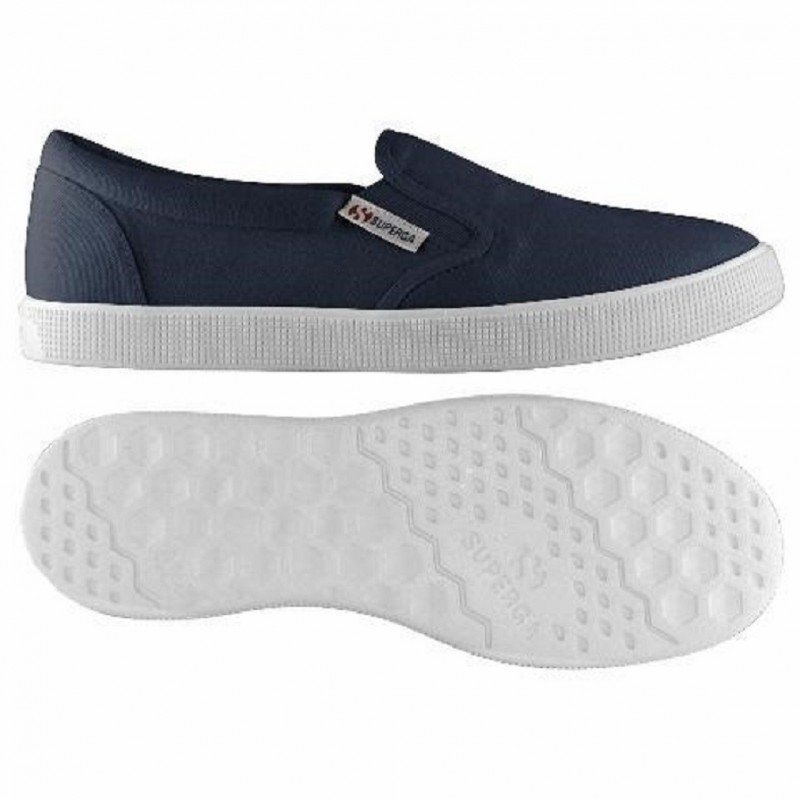 Superga Slip on marino