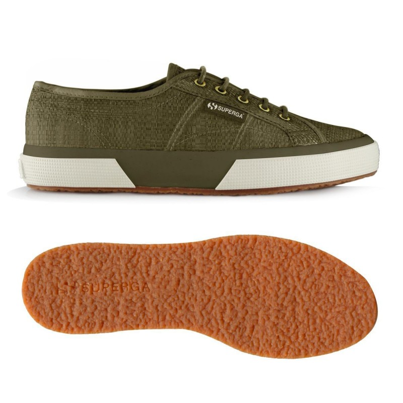 2750-RAFFIAU, 12910, LE SUPERGA S009HI0 575 MILITARY