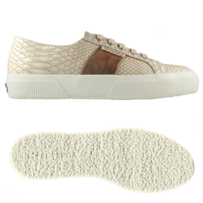 Superga PUSNAKEW color nude