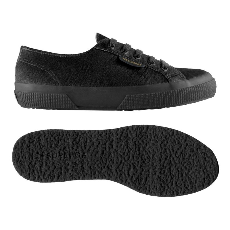 Zapatos Le Superga - 2750-sliponcotlamevarnw - Black - 40