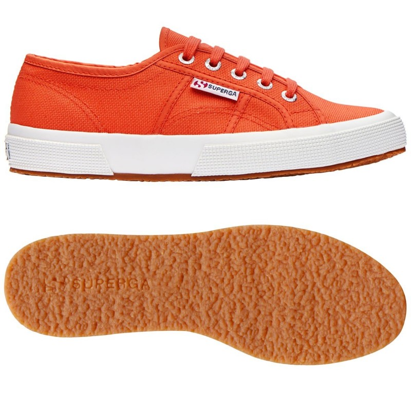 2750-COTU CLASSIC, 12909, LE SUPERGA S000010 X7Y RED CORAL