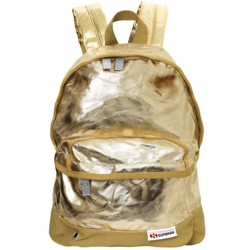 2750 LAME SMALL BACK PACK 6BS0401S 109 GOLD