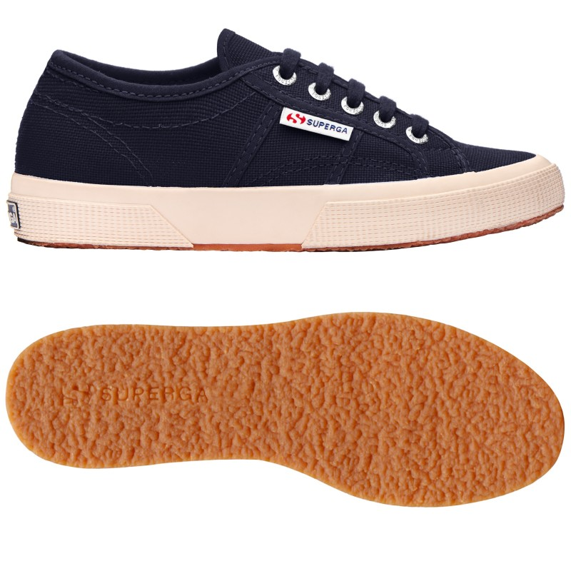 2750-PLUS COTU, 16126, LE SUPERGA S003J70 933 NAVY