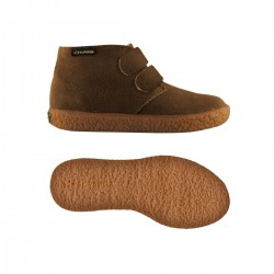 SUPERGA ANKLE BOOTS BROWN BOMBAY