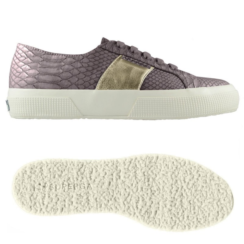 Superga pusnakew color café