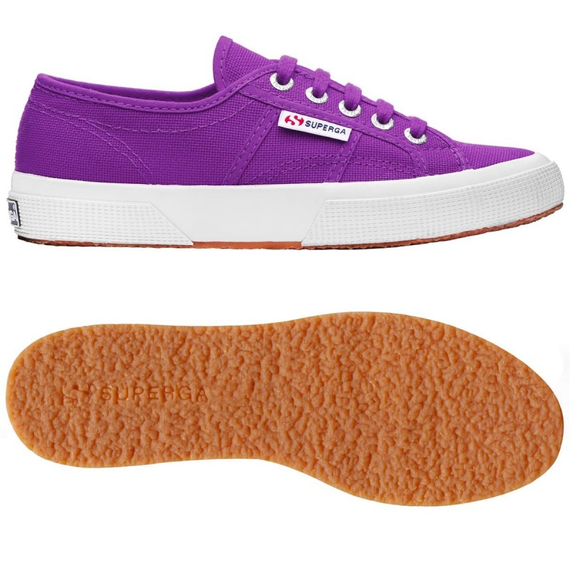 Superga bright violet