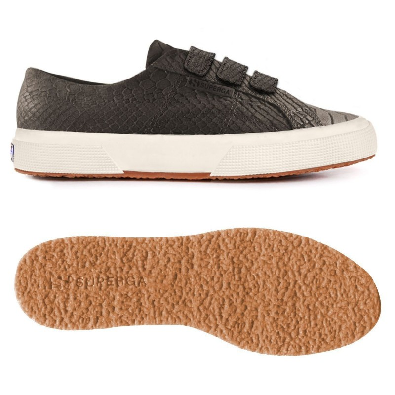 2750-FGLANACONDA3VELW, 15110, LE SUPERGA S00CJ80 662 BROWN COFFE