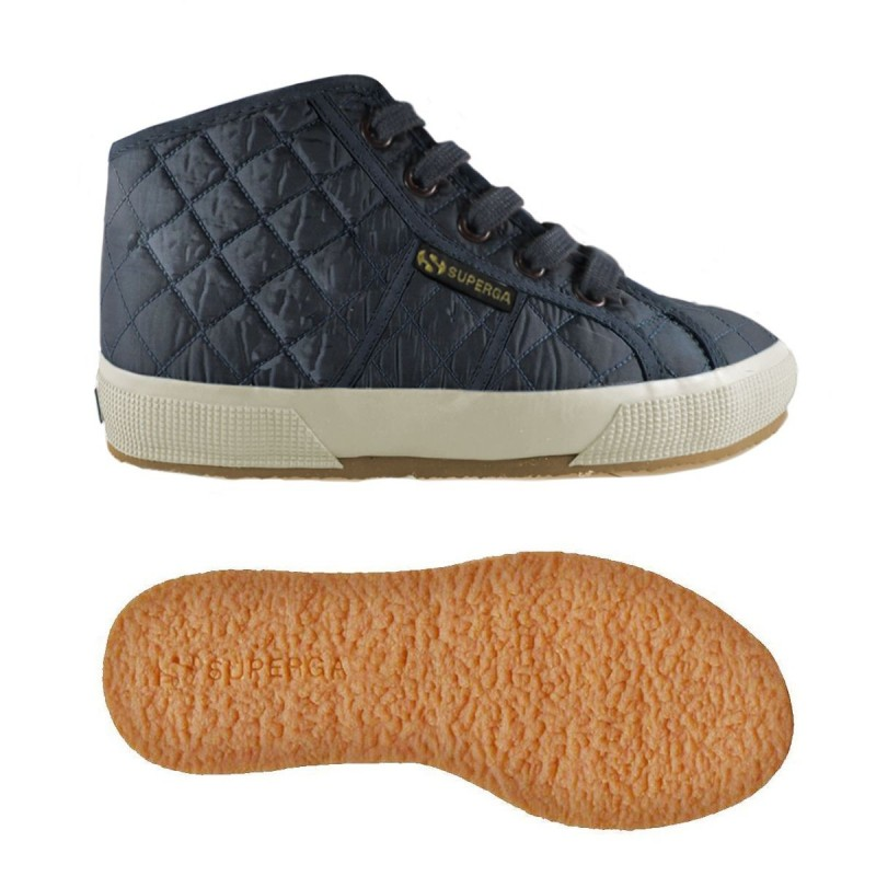 2754-QUILTNYLJ, 15112, LE SUPERGA S00CJ10 940 NAVY