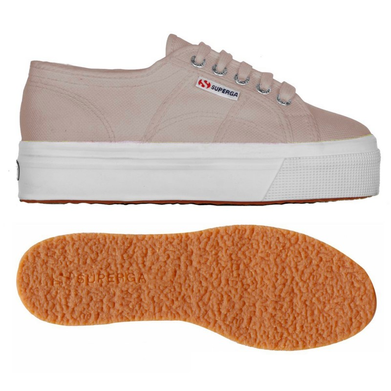 2790ACOTW LINEA UP AND DOWN, 16126, LADY SHOES S0001L0 G29 ROSE MAHOGANY