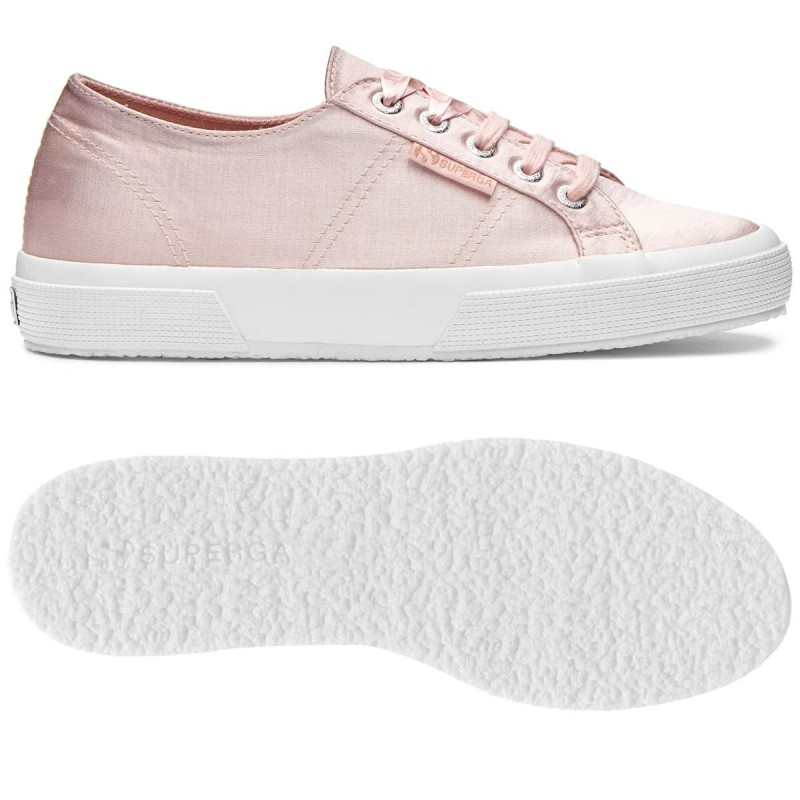 Superga Plus Satén Rose
