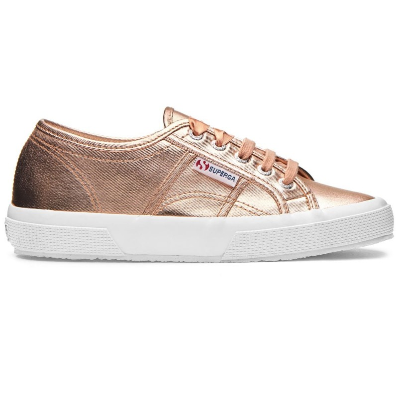 Superga plus oro rosa