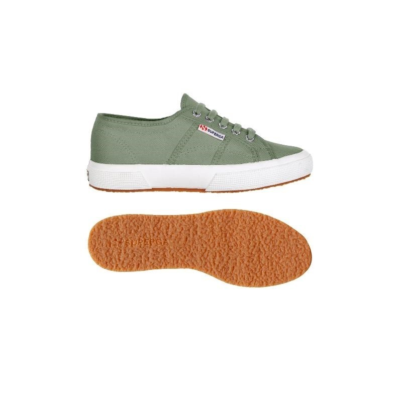 SUPERGA PLUS VERDE MALAQUITA