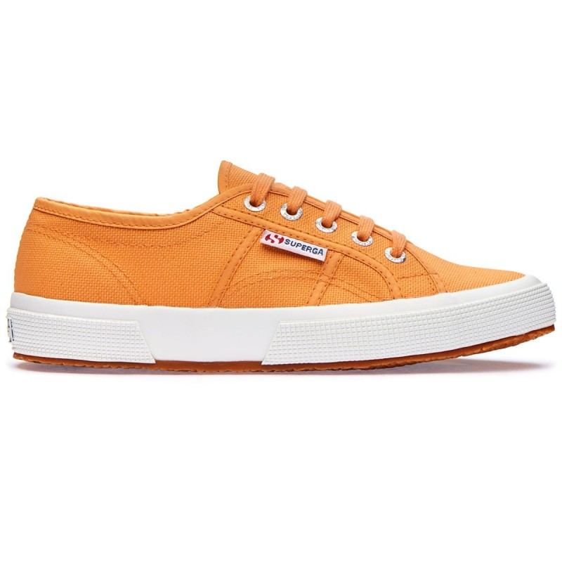 SUPERGA NARANJA CLAY