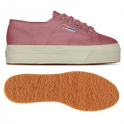 SUPERGA PLATAFORM ROSA DUSTY