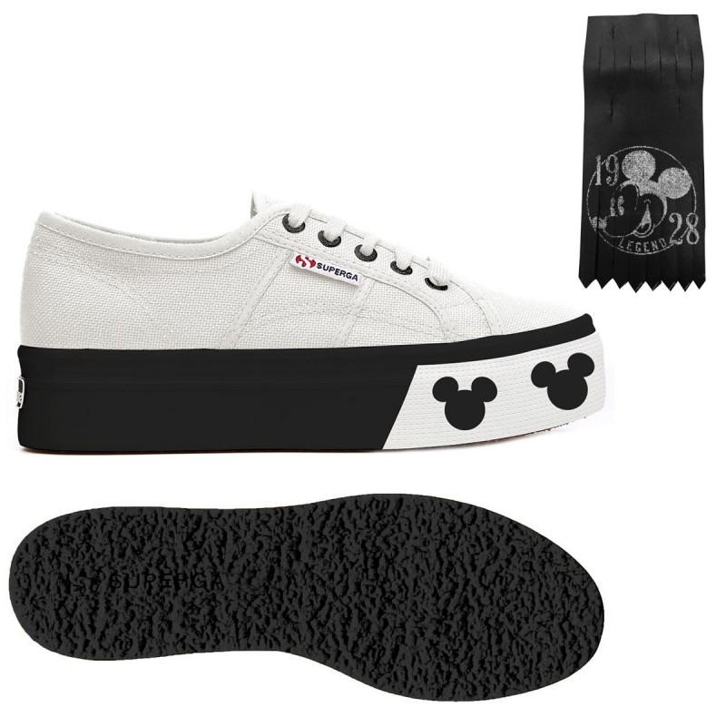 SUPERGA DISNEY PLATAFORMA