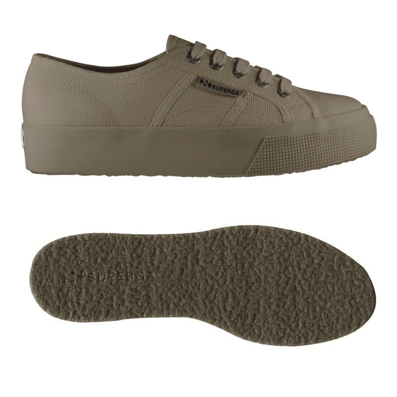 Superga plataforma up3 mushroom total