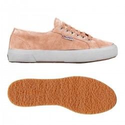 Superga ante rosa peach tropical