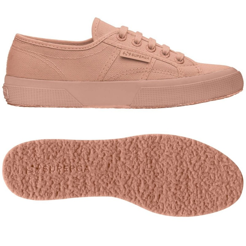 Superga rosa mahogany total