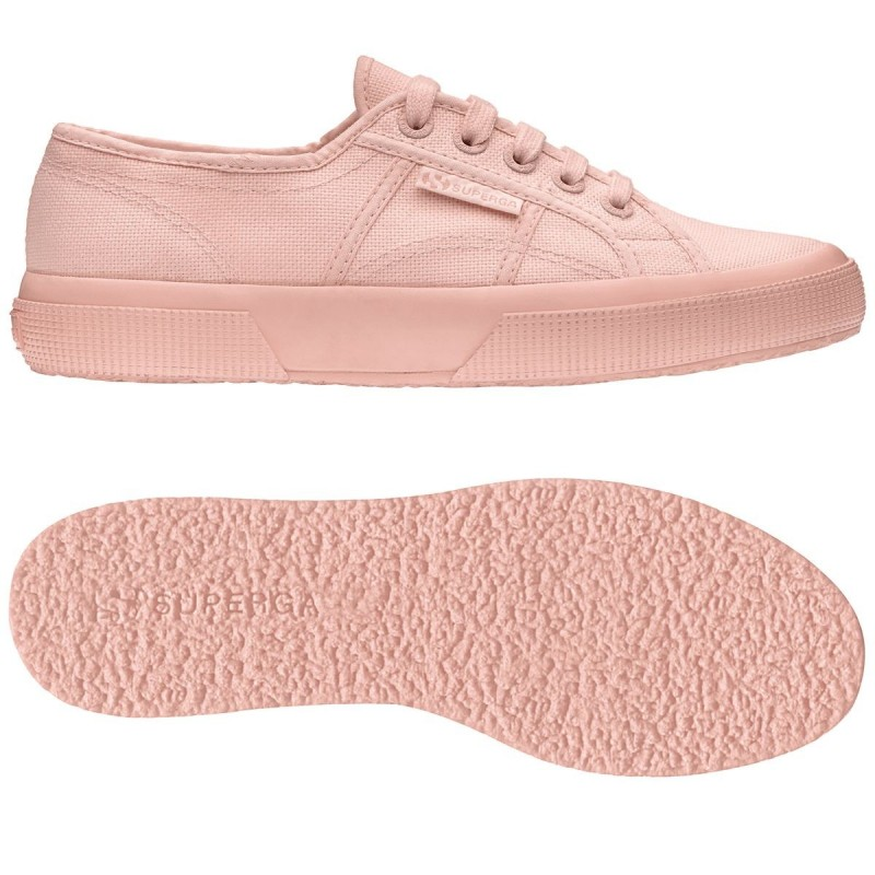 SUPERGA ROSA TOTAL