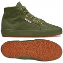 SUPERGA MID TOP INVIERNO VERDE