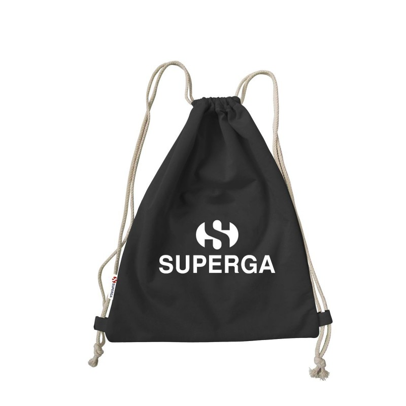 MOCHILA SUPERGA GYMBACKPACK BAG NEGRA
