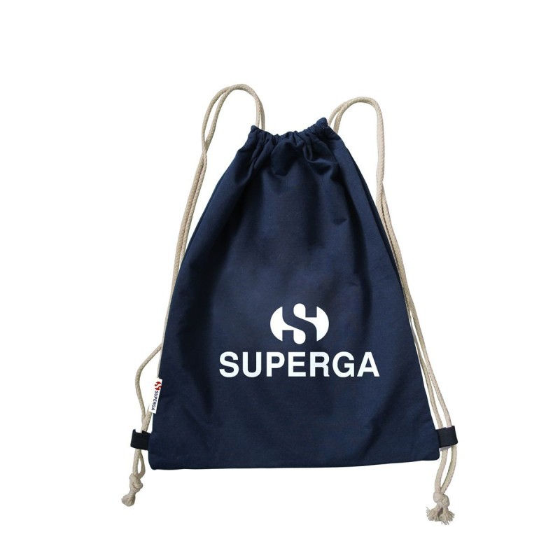 MOCHILA SUPERGA GYMBACKPACK BLUE NAVY