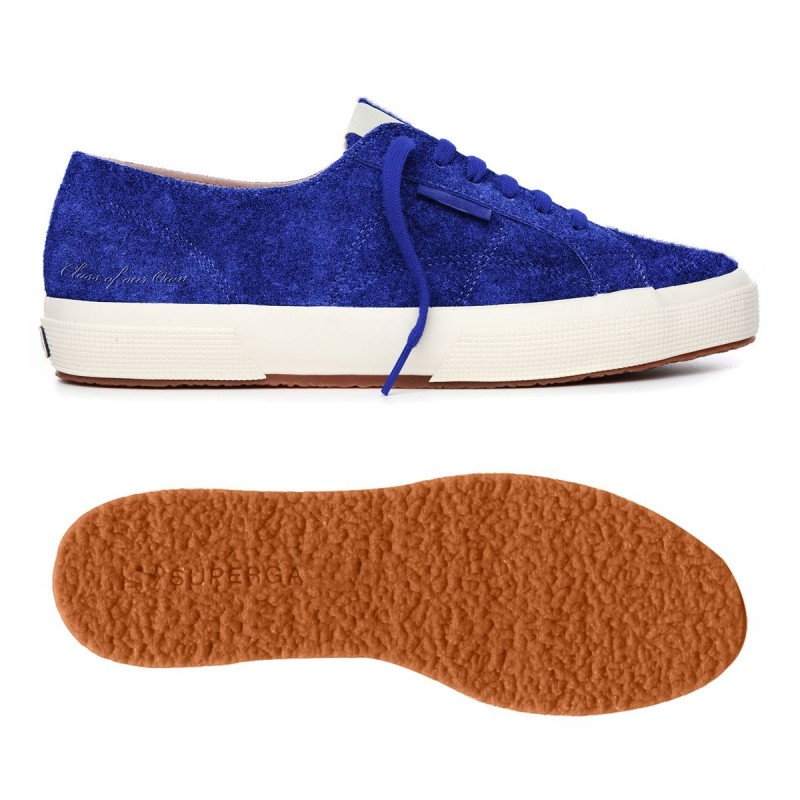 SUPERGA 2750 COTHAIRSUE S00DQE0 903 BLUE ROYAL