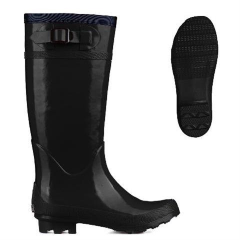 792-RBRU, 12121, RUBBER BOOTS S008280 999 BLACK