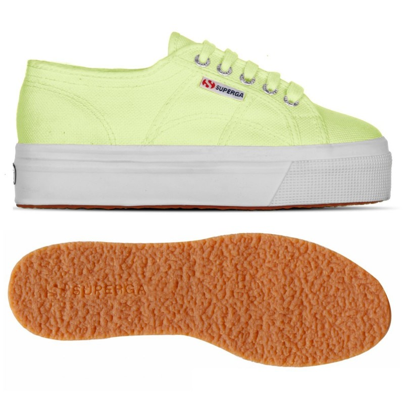 2790ACOTW LINEA UP AND DOWN, 12909, LADY SHOES S0001L0 D37 SUNNY LIME