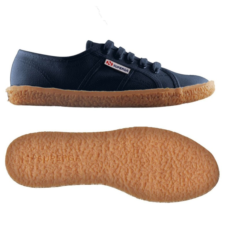 2750-NAKEDCOTU, 12909, LE SUPERGA S009TE0 933 NAVY