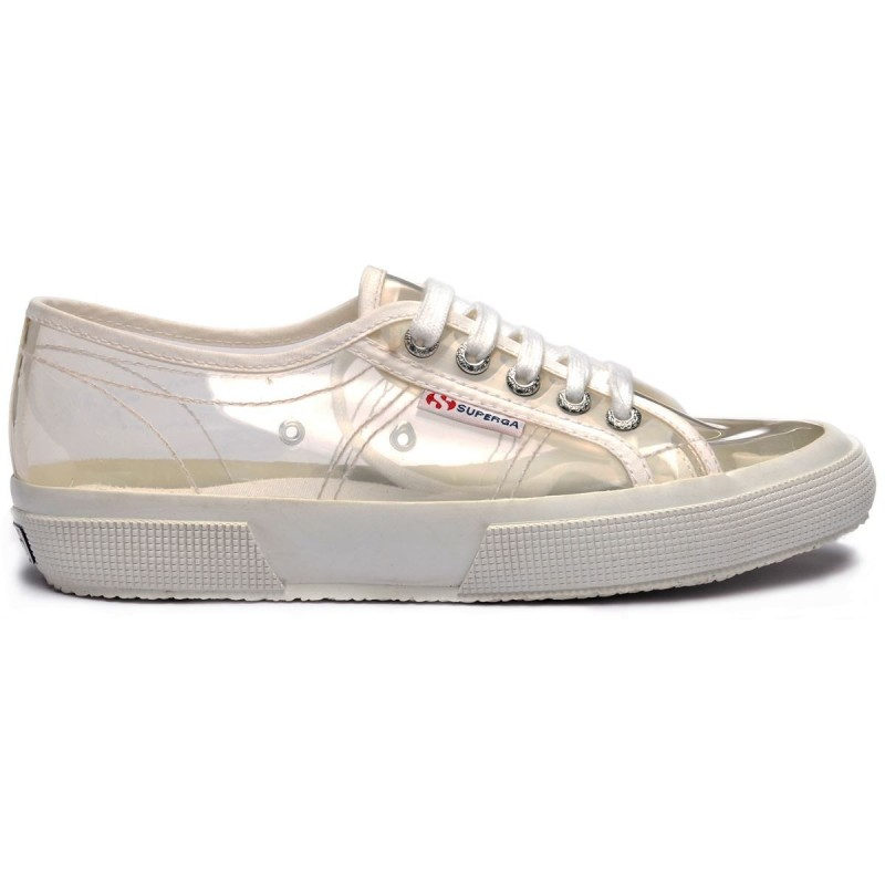 SUPERGA TRANSPARENTES