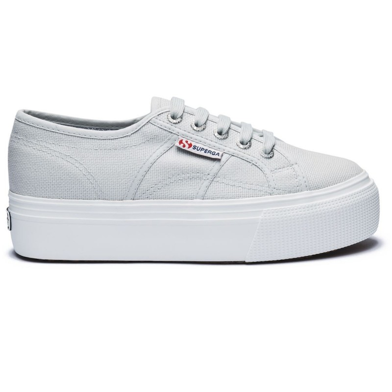 SUPERGA 2790 PLATAFORMA GREY ASH