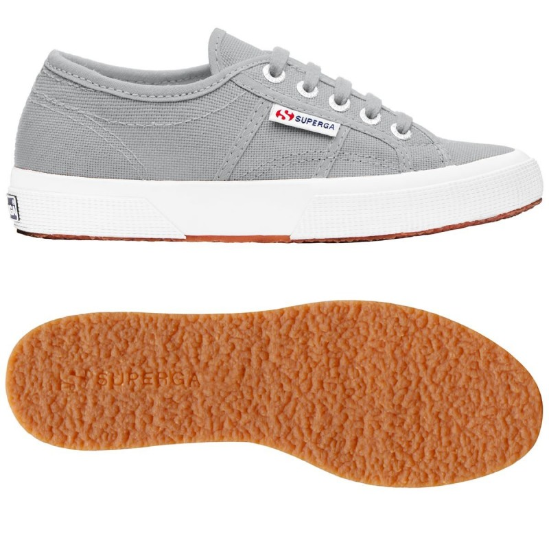Superga PLUS 2750 gris claro