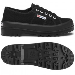 SUPERGA 2555 ALPINA FULL BLACK