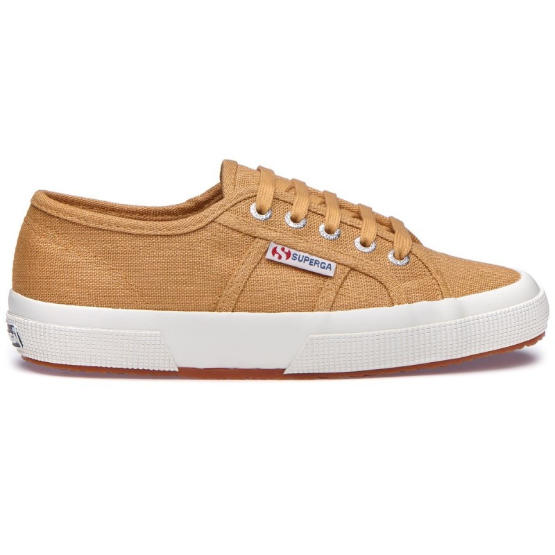 SUPERGA 2750 LINO BEIGE TAFFY